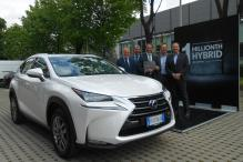 Lexus Sells Its Millionth Hybrid Premium Car