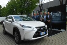 Lexus Sells Its Millionth Hybrid Premium Car