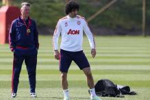 Louis Van Gaal Feels Pressure Ahead Of Semis Against Everton