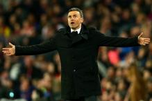 Real Madrid Equaliser a 'Jug of Cold Water' For Barcelona's Luis Enrique