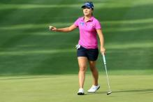 Lydia Ko becomes the youngest golfer to win two LPGA Major titles