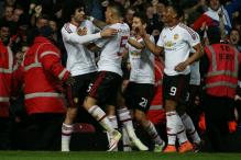 Fellaini's Strike Takes Manchester United to FA Cup Semifinals