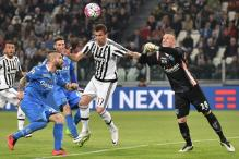 Serie A: Juventus consolidate lead with a 1-0 win over Empoli