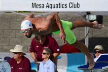 Phelps Wins 200m Freestyle at Mesa Pro Swim