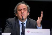 Platini Appears Before CAS to Fight Against FIFA Ban