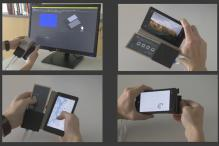 Microsoft Builds Yotaphone-like Smartphone Case with E-Ink Display