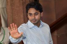 Rane's Son 'Beheads' Aney For Advocating Maharashtra's Division