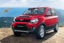 Mahindra unveils NuvoSport at Rs 7.35 lakh in India