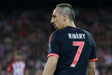 Injured Ribery a Doubtful Starter For Clash against Atletico