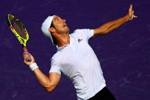 Gasquet, Raonic Win Opening-round Matches at Monte Carlo Masters
