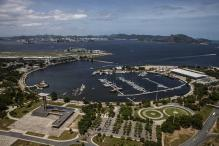 Rio Olympics marina inaugurated amid pollution and filth