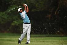 SSP Chawrasia Named Asian Tour Golfer of the Month