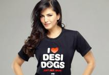 Sunny Leone Stands for the Cause of the Indian Stray Dog and It's Inspiring