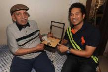 Achrekar Sir Made Me Realise Importance of Fitness: Sachin Tendulkar