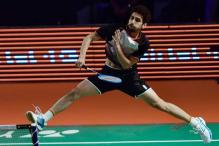 Praneeth, Shivani move into Round 2 at senior badminton Nationals