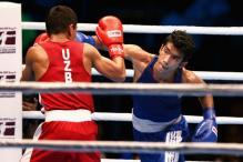 Boxer Shiva Thapa sets his sights on Rio Olympics medal