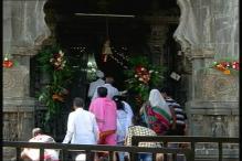 Trimbakeshwar temple trust bans entry of men, women inside sanctum sanctorum