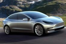 Tesla's affordable Model 3 electric car fetches over 198,000 pre-orders