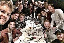 Millionaire Formula One Drivers Split Dinner Bill 17 Ways