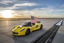 Watch: The World's Fastest Convertible