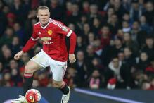 Rooney back in action for Manchester United U-21s after two-month injury lay-off