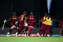 ICC World T20: West Indies - road to finals
