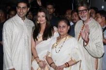Amitabh Bachchan Wishes Aishwarya, Abhishek on Wedding Anniversary