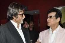 Amitabh Bachchan wishes Jeetendra on his 74th birthday