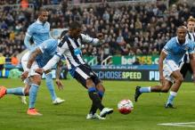 Manchester City Stifled by Battling Newcastle United