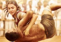 Anushka Sharma Looks Tough As a Wrestler in 'Sultan'