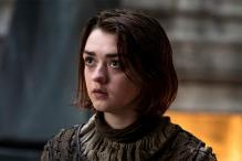 I Did 'Game of Thrones' to Get a New Laptop: Maisie Williams