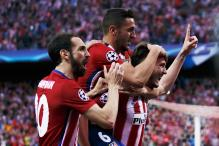 Niguez Stunner Hands Atletico 1-0 Win Over Bayern in Semis 1st Leg