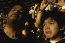 Watch: An Autistic Child Cries As He Finally Gets To Watch 'Coldplay'
