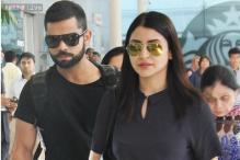 Has Virat Kohli opened up about his relationship status with Anushka Sharma via his t-shirt?