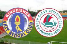I-League: Mohun Bagan gear up to take on arch-rivals East Bengal