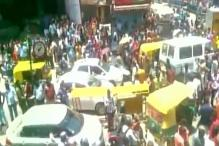 Workers Block Roads in Bengaluru over restrictions on PF Withdrawal