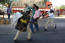 Protester Injured During PF Agitation in Bengaluru Critical