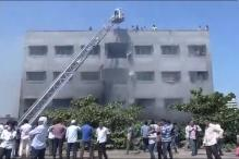 Massive fire in textile factory in Bhiwandi near Mumbai, over 50 feared trapped