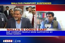 Government Suspends Mallya's Passport, Congress Calls it a 'Cover-Up'