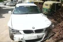 UB Top Official, Allegedly Drunk, Rams BMW Into Auto in Bengaluru