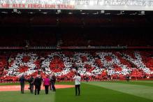 Bobby Charlton honoured as Old Trafford stand is named after him