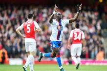 Arsenal Held 1-1 at Home by Crystal Palace After Bolasie Blast