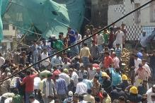 At Least 6 Dead, 2 Injured As Mumbai Building Collapses