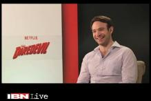 Watch: What Charlie Cox finds exciting about his character in Daredevil