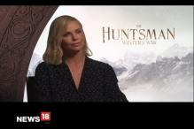 Charlize Talks About Her Role in 'The Huntsman: Winter's War'
