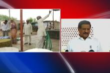 Congress slams Maharashtra government for drought like situation