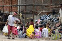 Subsidised Mid-Day Meals For labourers at Construction Sites in UP