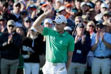 Danny Willett wins the Masters after shocking Spieth collapse