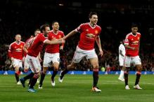Man United Beat Crystal Palace to Keep top-four Hopes Alive