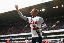 Tottenham's Alli Charged by FA After Punching Opponent